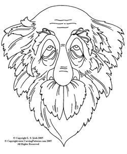 Wood carving templates free woodworking projects plans for Wood burning templates free download