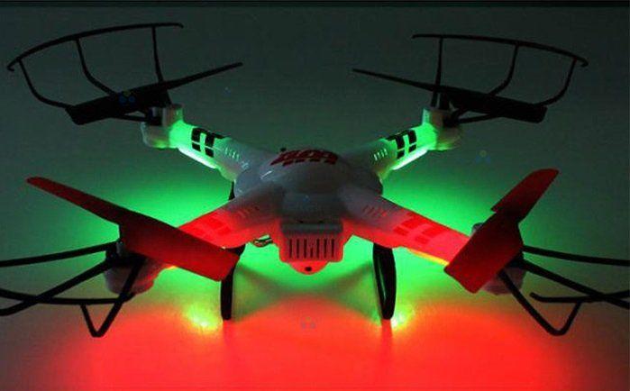 Dron RC WLtoys V686J 2,4GHz Kamera HD Auto-powrót #E1 - Latające - Samochody,modele,helikoptery sterowane radiem