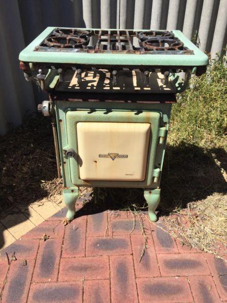Metters Early Kooka gas stove