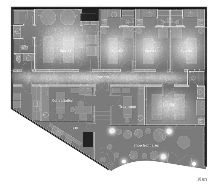 107 besten Wellness and SPA Centre Interior Design Bilder auf ...