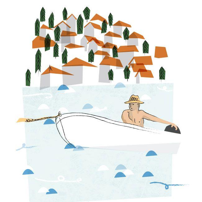 Fisherman by Jasmine Hortop