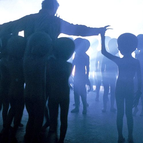 """From """"Close Encounters of the Third Kind"""" ~ Steven Spielberg, 1977."""