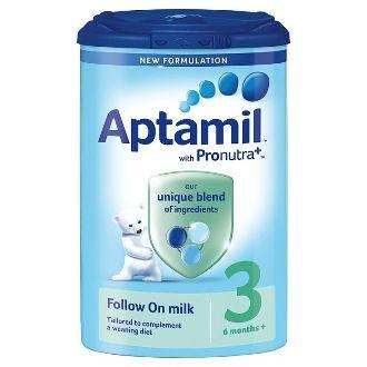 Aptamil 3 Follow On Milk from 6 Months+ 900g