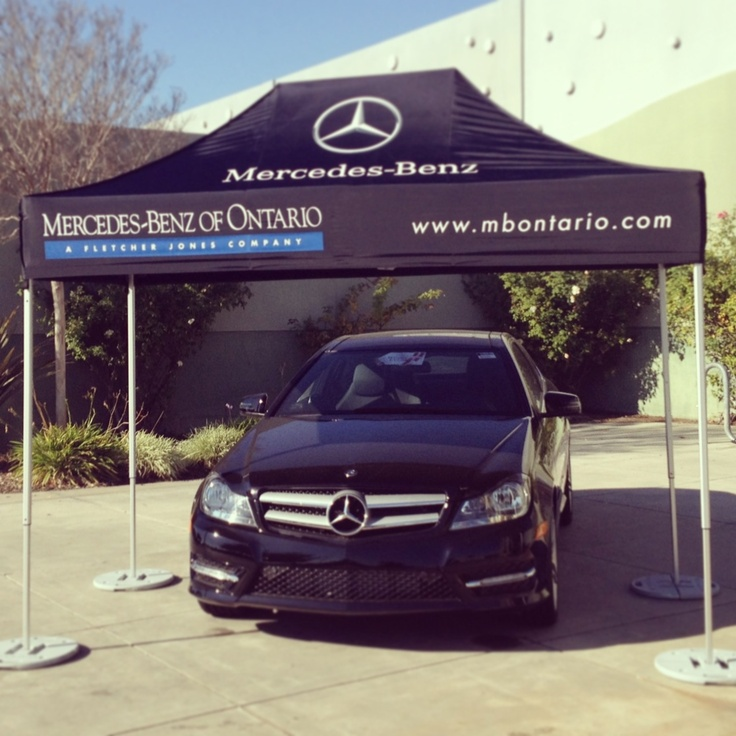 The Mercedes of Event Tents