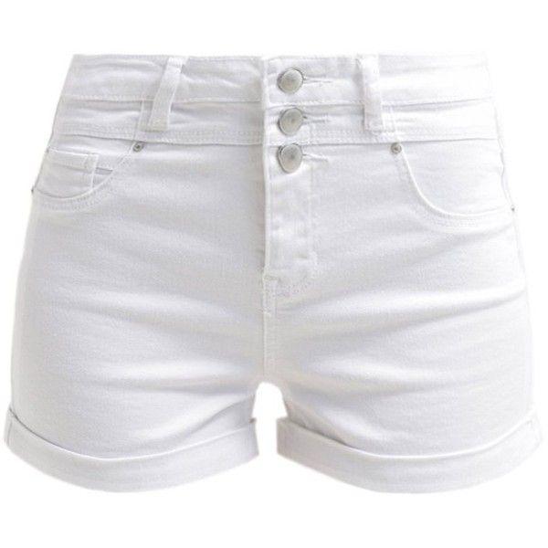 25  best ideas about White jean shorts on Pinterest | White denim ...