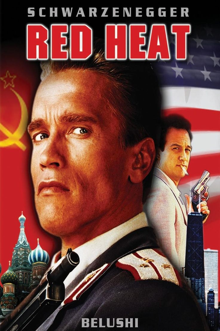 Red Heat 1988 Dual Audio Eng Hindi Watch Online Starring Arnold Schwarzenegger, James Belushi, Peter Boyle, Ed O'Ross