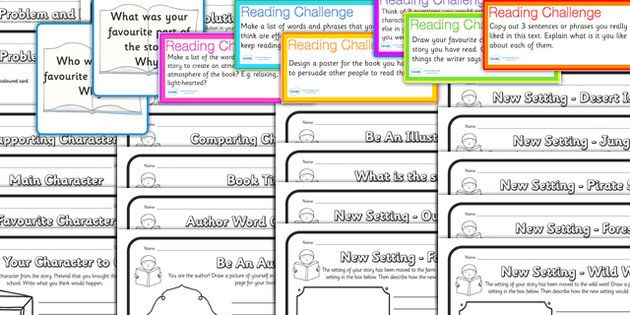 Teaching Assistant Guided Reading Resource Pack