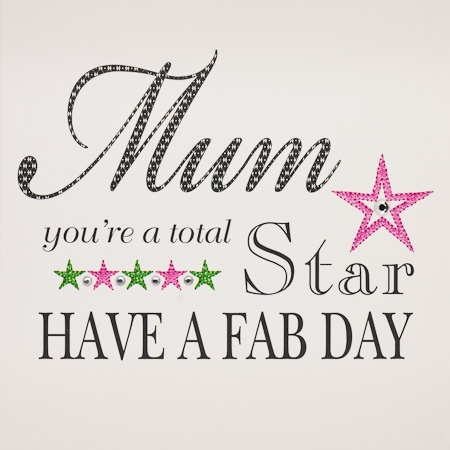 IS22 Mum You're A Star