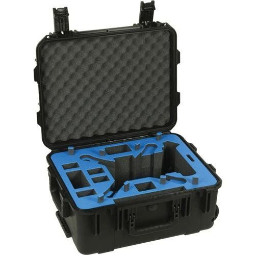 Go Professional Cases XB-DJI-Vision Hard Case with Wheels for DJI Phantom 2 Vision ** You can find more details by visiting the image link.