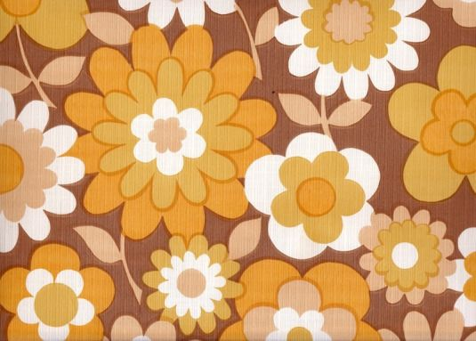 I remember these crazy wallpaper patterns!