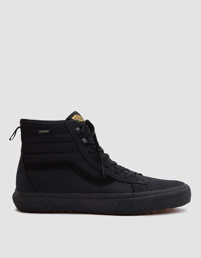 """SK8-HI Gore-Tex MTE Sneaker #vans #skate #sneakers #shoes #sneakerhead #sneakernews #fashion 