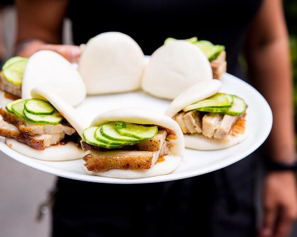 Momofuku's Pork Buns | The Best Under-$10 Eats In NYC, According To Actual Chefs