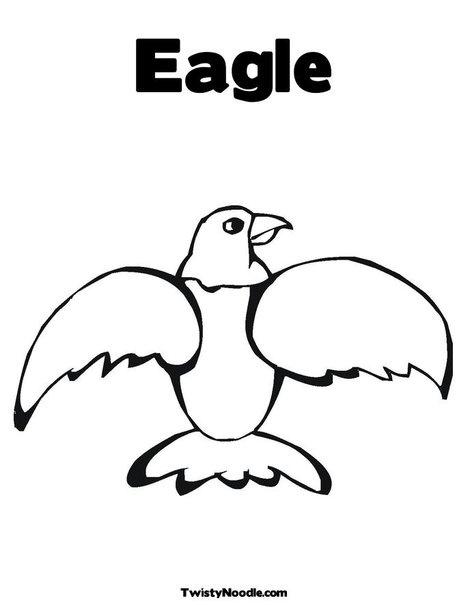 Best Eagle Coloring Book 83 Eagle coloring pape