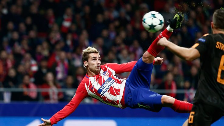 SIMEONE: GRIEZMANN WILL BE EVEN BETTER IN ATTACKING TEAM