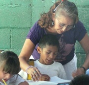At 9 years old, Jose Carlos dreamed of becoming a thief. But Ofelia, the director of a local project in Viva's San Salvador network, had a different vision for his future... #childcare