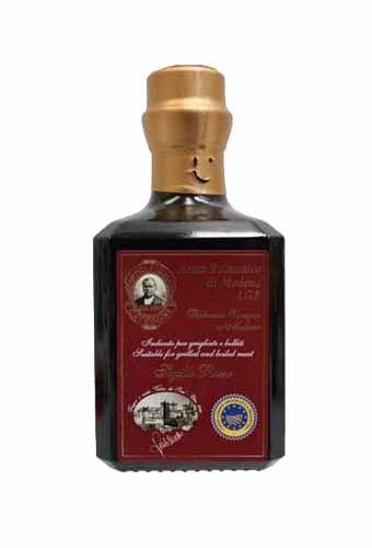 Balsamic Vinegar Red Label (Sigillo)Cavedoni  250ml