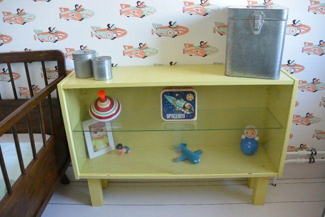 Behang Kinderkamer Groen : ... Behang Kinderkamer / Wallpaper Kids ...