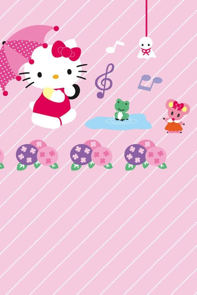 Hello - Kitty Live Wallpaper Download - Hello - Kitty Live