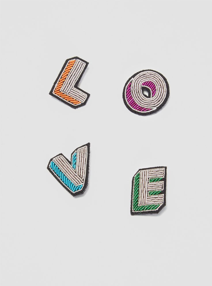 Love brooch - Macon & Lesquoy