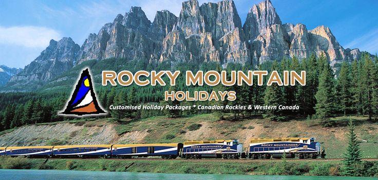 Rocky Mountain Holidays on the Rocky Mountaineer Rail Tours