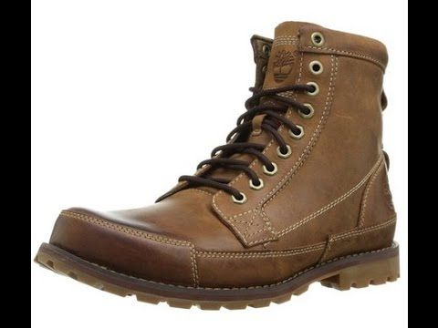 "Best Mens Boots - Timberland Men's Earthkeepers 6"" Lace-Up Boot"