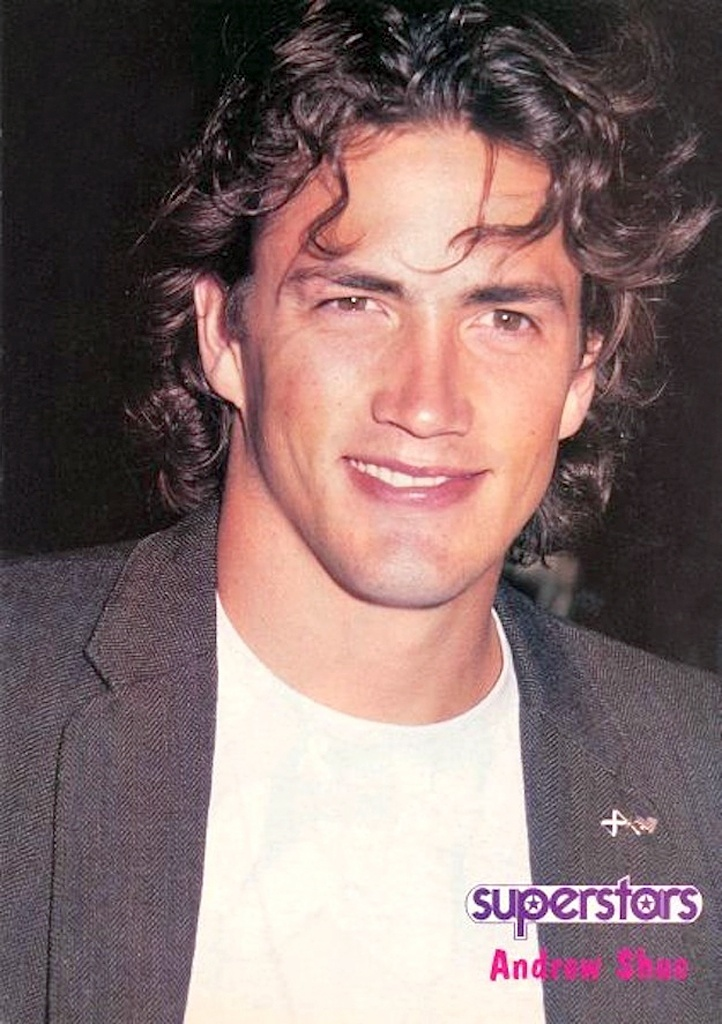 Andrew Shue as 'Billy Campbell' in Melrose Place (1992-99, Fox)