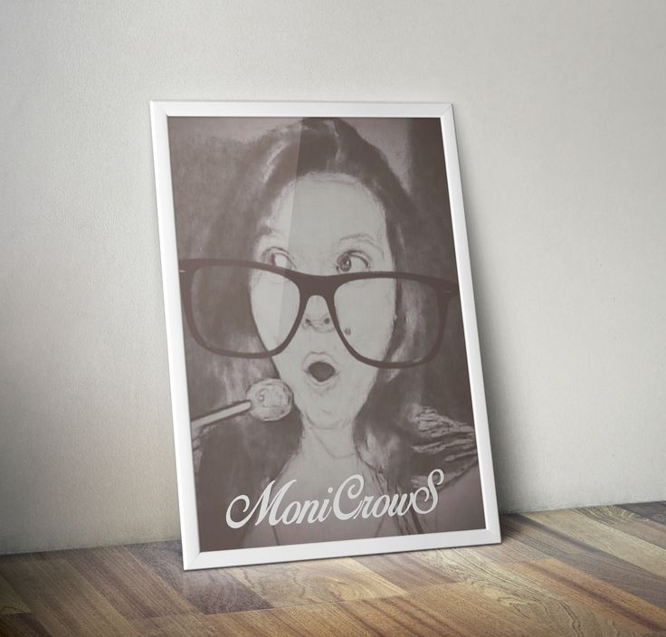 Poster MoniCrowS