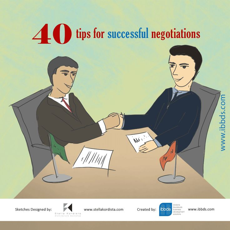 #40 #Tips #for #Successful #Negotiations