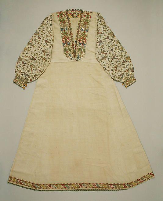 Undershirt      16th century
