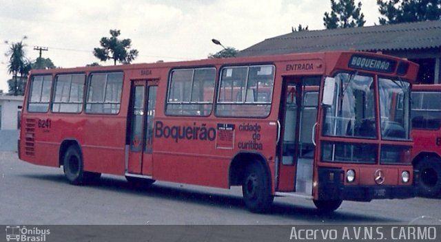 Ônibus da empresa Auto Viação Nossa Sra. do Carmo, carro 6241, carroceria Furcare - Nimbus Haragano Expresso, chassi Mercedes-Benz OH-1517. Foto na cidade de Curitiba-PR por Acervo A.V.N.S. CARMO, publicada em 19/11/2012 20:29:23.