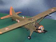 de Havilland Canada DHC-2 Beaver Free Aircraft Paper Model Download