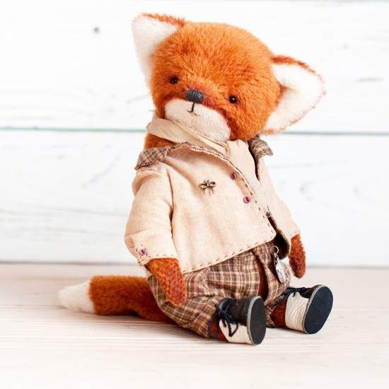 Fox Mark By Arkhipova Irina - Bear Pile