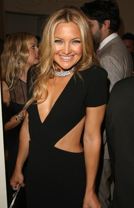 Flawless Kate Hudson. She reminds me that being flatchested can still be sexy. LOVE her.