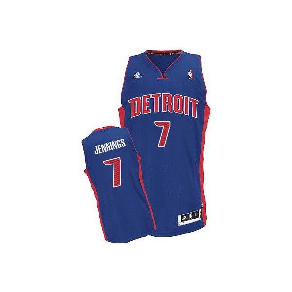 Camiseta Detroit Pistons - Jennings - Basket3C.com ¡Tu tienda de Basket online!