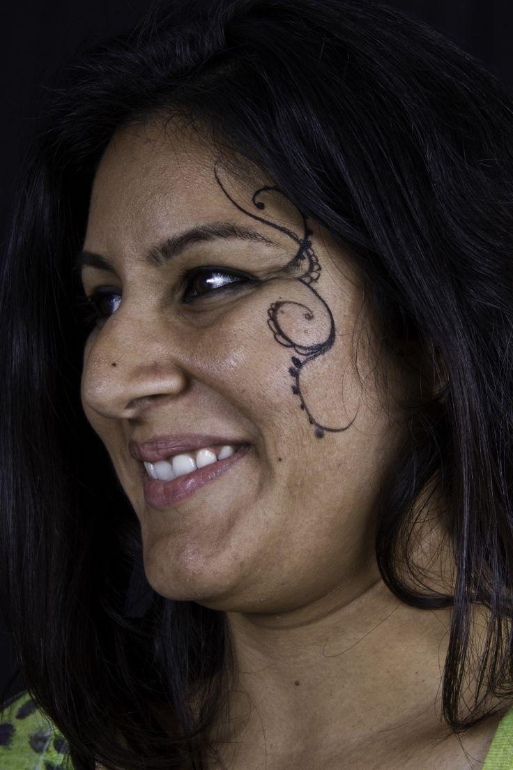 Henna Face Tattoo: 17 Best Images About Mehndi & Tattoos On Pinterest