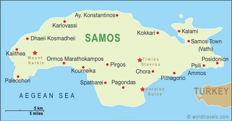 Samos (Greece).
