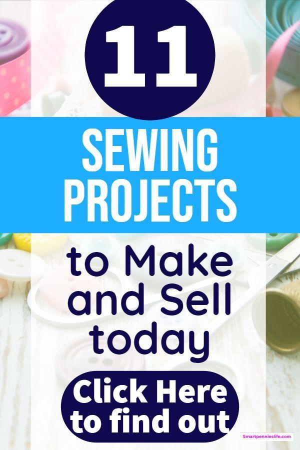 Suchen Sie ein Nähprojekt, das Sie herstellen und verkaufen können? Schnell machen Pro …   – Easy sewing