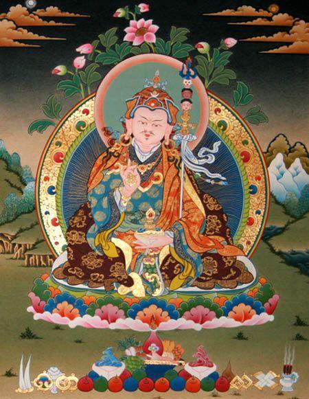 Guru Padmasambava