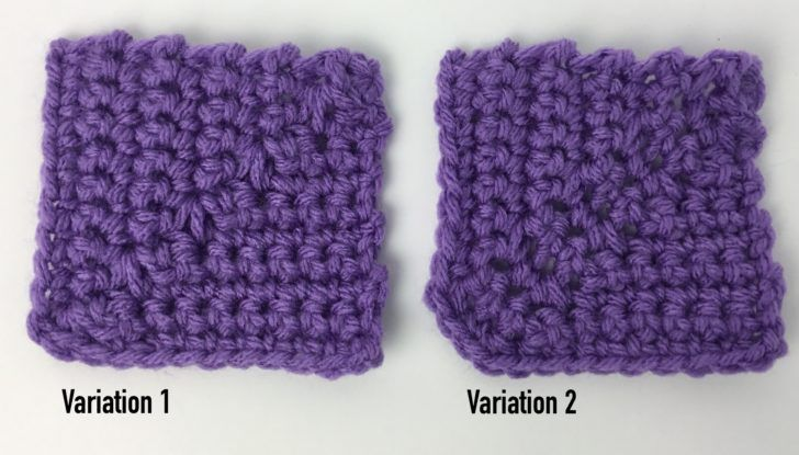 How to Crochet Mitered Squares by Mary Beth Temple