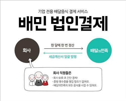 일괄결제·모바일식권…기업복지로 확대된 '푸드테크' | 연합뉴스