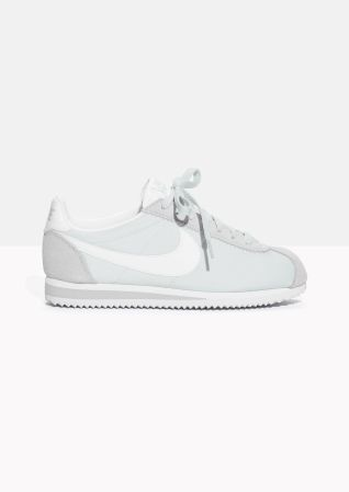 & Other Stories image 1 of Nike Classic Cortez  in Cool Grey