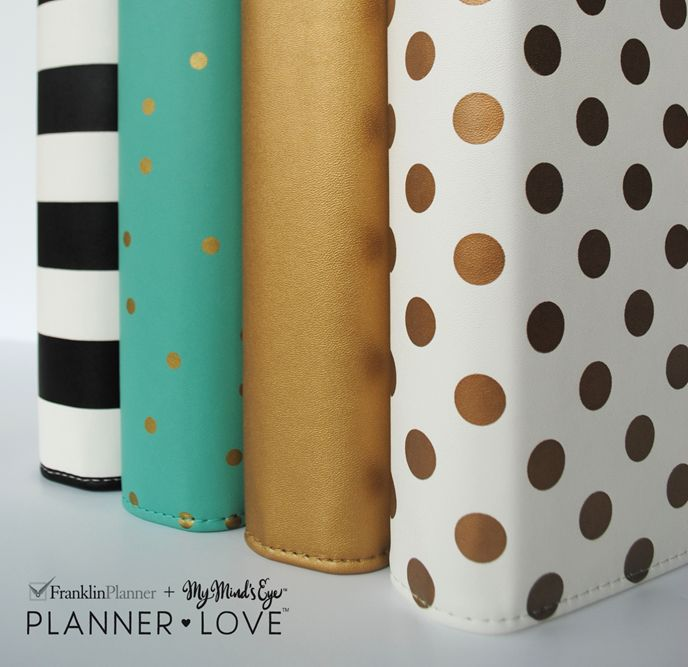 Pre-orders start October 1, 2015! Found exclusively on FranklinPlanner.com