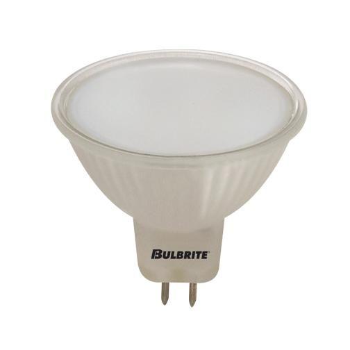50 Watt Dimmable Halogen Mr16 Gu5 3 Base Total Frost Case Of 30