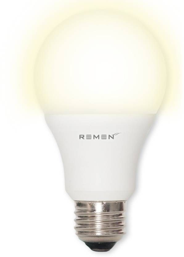 Remen Led Light Bulbs Are A More Environmentally Friendly Alternative To Incandescent Bulbs Led Light Bulbs Led Bulb Bulb