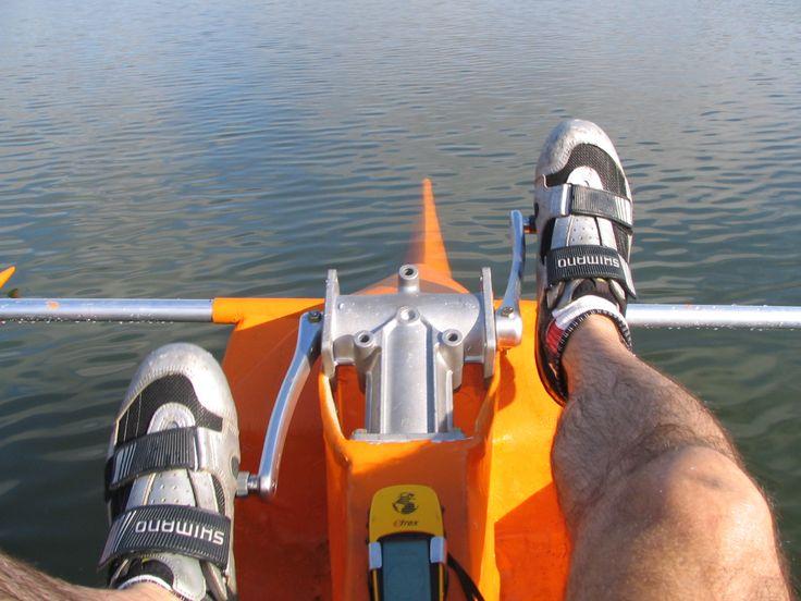 diy pedal powered kayak - Cerca con Google
