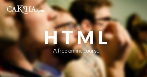 HTML is a Markup language used to create Web pages. Several technologies such as CSS, JavaScript, etc are also used in developing web pages but it is HTML that forms the skeleton of the web page. In this course, we will learn the basic elements of HTML.