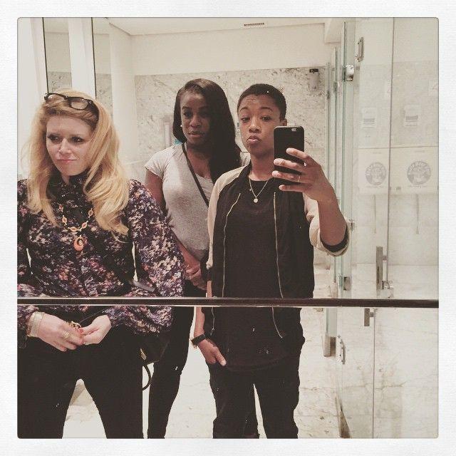 Orange is the New Black - Natasha Lyonne, Uzo Aduba, and Samira Wiley