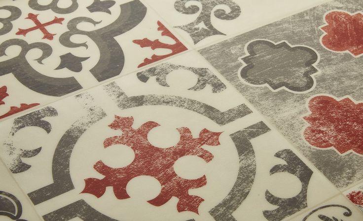 12 best carreaux de ciment images on pinterest vinyls saints and santos. Black Bedroom Furniture Sets. Home Design Ideas