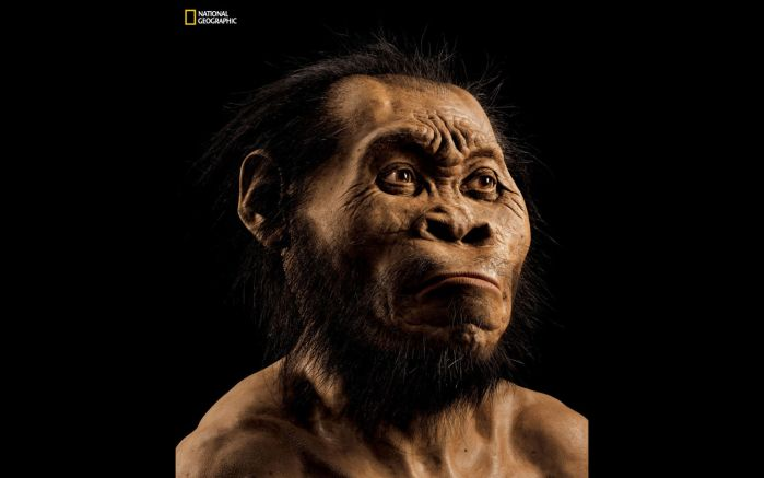 """Welcome to the family, Naledi!"" Meet the world's newest relative... #SouthAfrica #homonaledi"