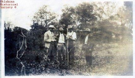 All Black Towns: Fruit Trees Oklahoma Historical Society